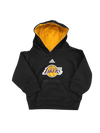 Los Angeles Lakers Toddler LeBron James Crown T-Shirt - Gold