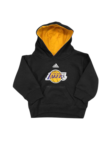 Los Angeles Lakers Kids Tip Off Pullover Hood