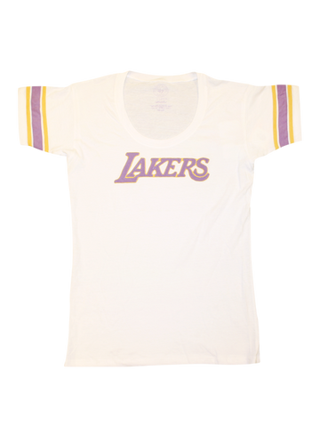Los Angeles Lakers Women's Hadley T-shirt