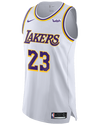 "Los Angeles Lakers Anthony Davis Icon Edition Uniform 10"" Plush Figure"