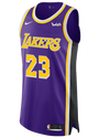Los Angeles Lakers LeBron James Opening Night T-Shirt