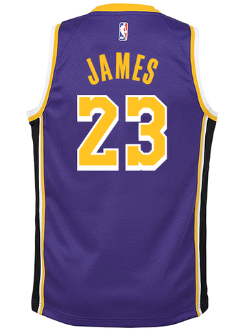 Los Angeles Lakers Kentavious Caldwell-Pope 2019-20 Statement Authentic Jersey