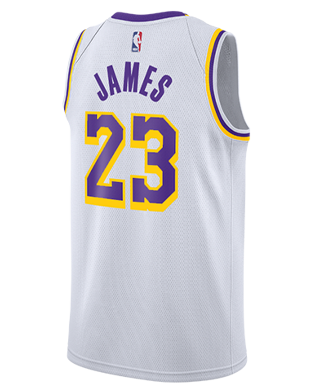 b0c8282994d Los Angeles Lakers Youth LeBron James Association Edition Swingman Jersey