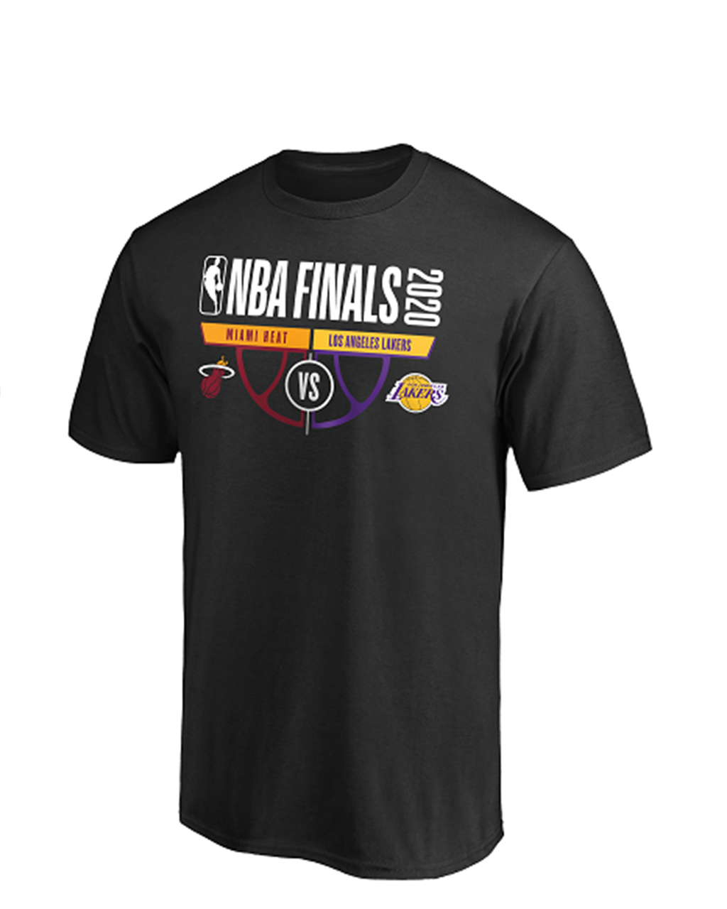 NBA Finals Match Up Los Angeles Lakers Tee