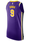 Los Angeles Lakers Kyle Kuzma City Edition Swingman Jersey - Gold