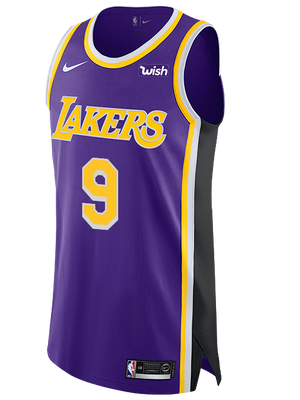 Los Angeles Lakers Rajon Rondo 2019-20 Statement Authentic Jersey