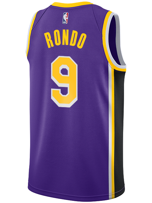 online retailer 94559 ea5c1 Los Angeles Lakers LeBron James 2019-20 Statement Edition ...