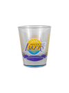 South Bay Lakers Satin Etch Pint