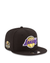 Los Angeles Lakers 2020 NBA Champions 9FIFTY Side Patch Snapback Cap