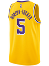 Los Angeles Lakers Talen Horton-Tucker Icon Swignman Jersey