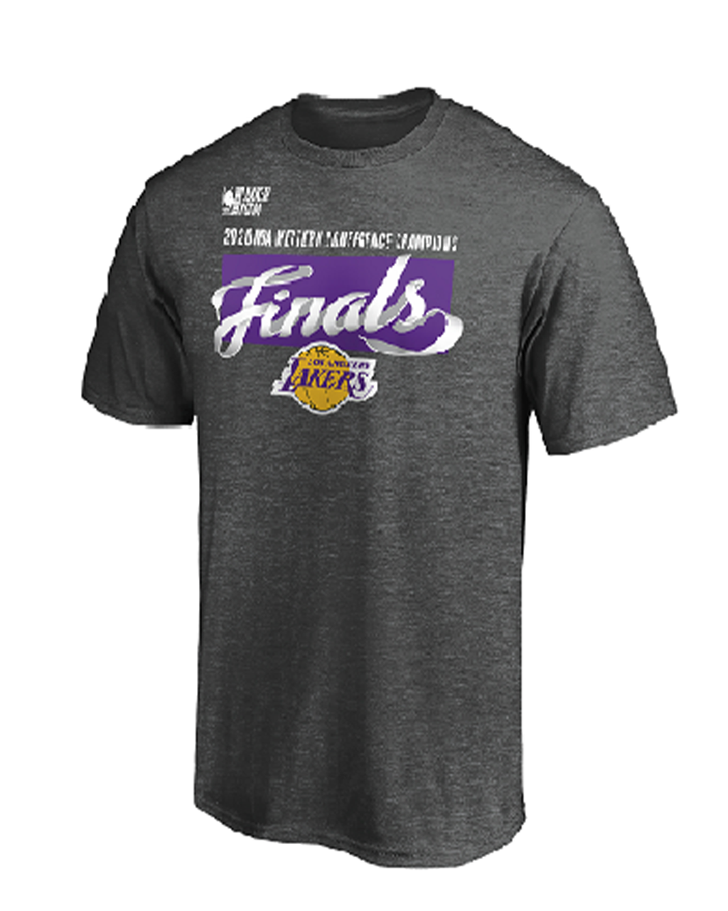 Conference Champions Locker Room Youth Los Angeles Lakers Tee