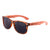 Gafas de sol con patillas de madera - Black Animal