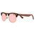 Gafas de sol con patillas de madera - Rose Animal Candy