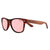 Gafas de sol con patillas de madera - Rose Animal