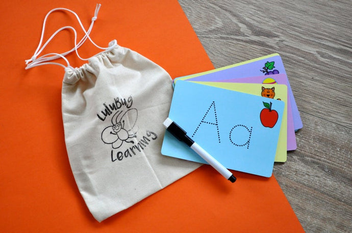 Junior Alphabet Cards
