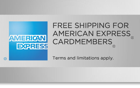 American Express Shipping Offer