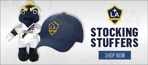 LA Galaxy Stocking Stuffers