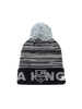 LA Kings Authentic Pro Cuffed Pom Knit