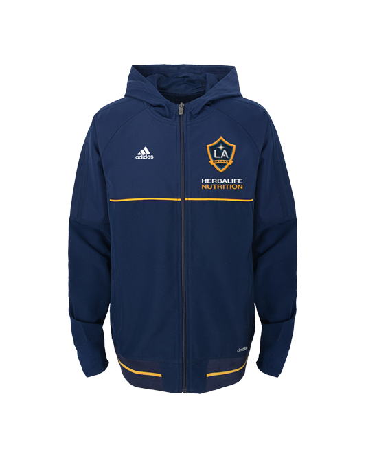 LA Galaxy Youth Travel Jacket