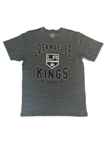 Los Angeles Kings Short Side Mock Twist T-Shirt
