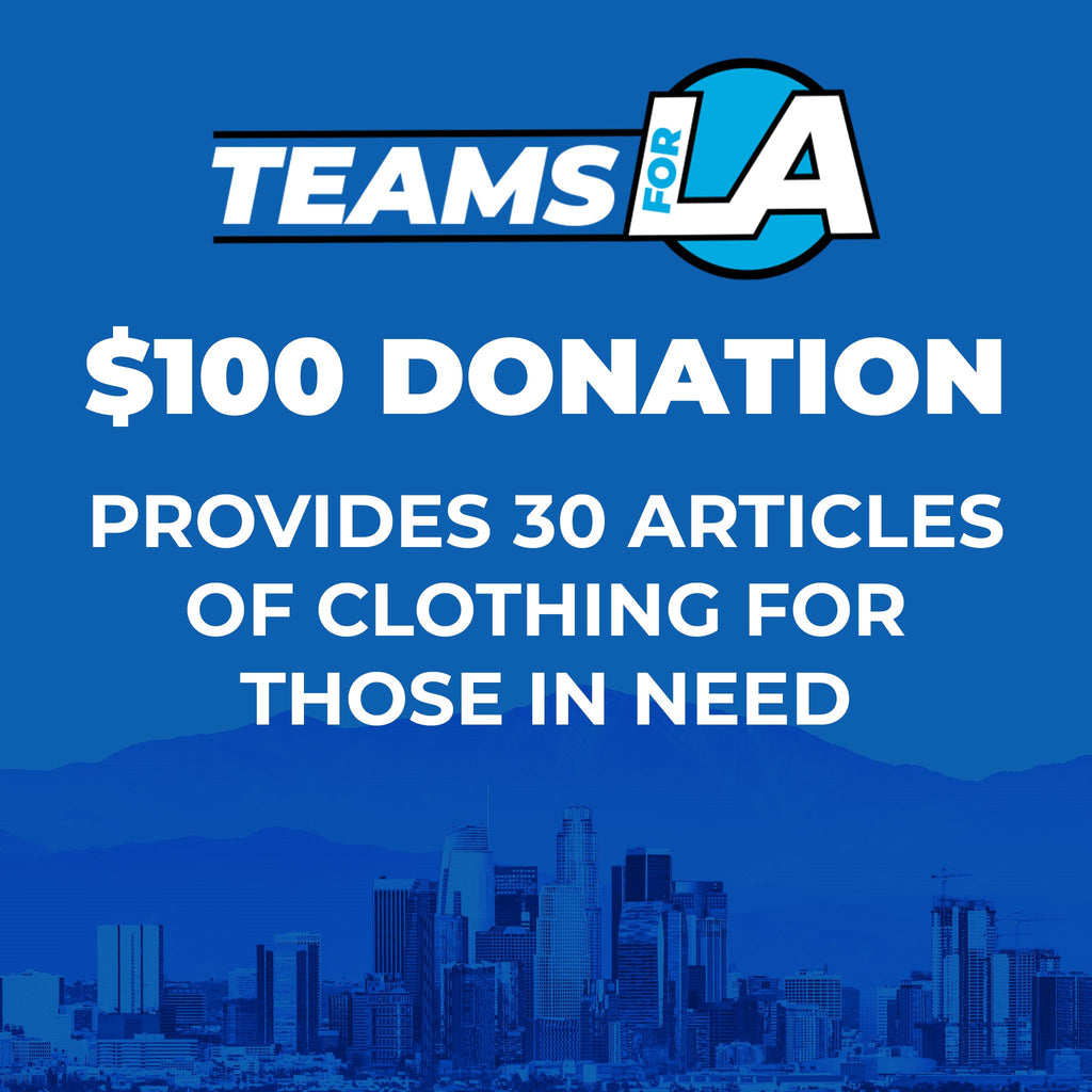 Provide 30 Articles of Clothing for Those in Need