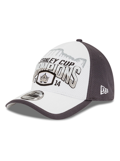27fb5db1 LA Kings Stanley Cup Champions Locker Room Flex Cap