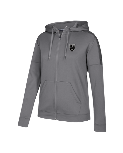 LA Kings Women's Team Issue FZ Hoodie