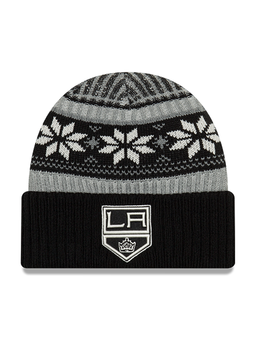 LA Kings Shield Vintage Cuff Knit
