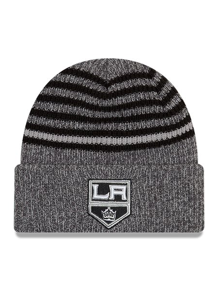 LA Kings Shield Stripe Strong Cuff Knit