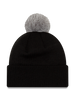 LA Kings Shield Scoreboard Pom Knit Hat