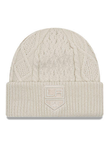 LA Kings Crown Frost Fresh Cuff Knit