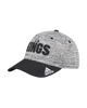 LA Kings Heathered Crown Flex Cap