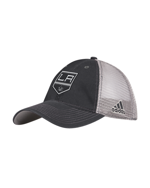 LA Kings Shield Meshback Flex Cap