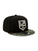 LA Kings 9FIFTY Camo Splatter Snapback Cap
