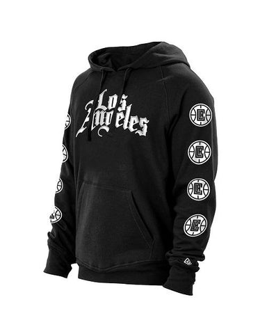 LA Clippers City Edition Pullover Hoodie
