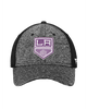 LA KINGS HOCKEY FIGHTS CANCER STRUCTURED STRETCH CAP