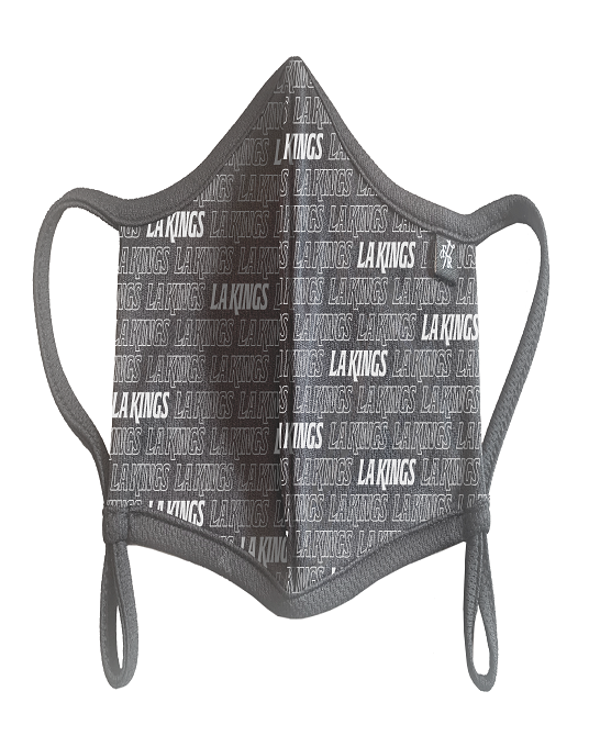 LA Kings Adult Workdmark Face Mask