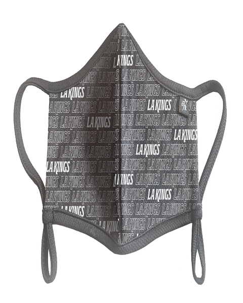 LA Kings Youth Workdmark Face Mask