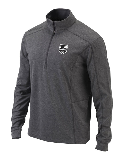 LA Kings Shotgun Heathered Quarter Zip