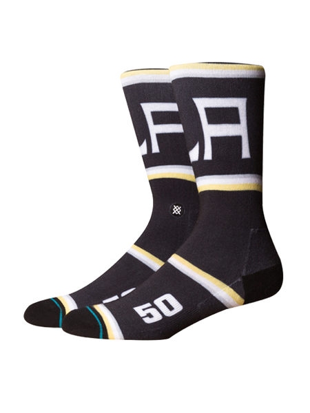 Los Angeles Kings 50th Jersey Sock
