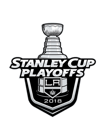 LA Kings Playoffs Participant Pin