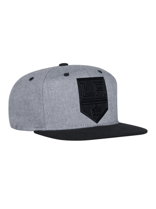 LA Kings Two Tone Tonal Snapback Cap