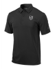 LA Kings Drive Golf Polo - Heathered Grey