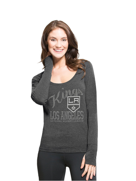 Los Angeles Kings Women's Shift Dash Long Sleeve T-Shirt