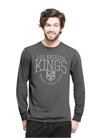 Los Angeles Kings Shift Cadence Long Sleeve T-Shirt