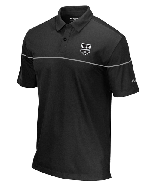 LA Kings Breaker Golf Polo - Black