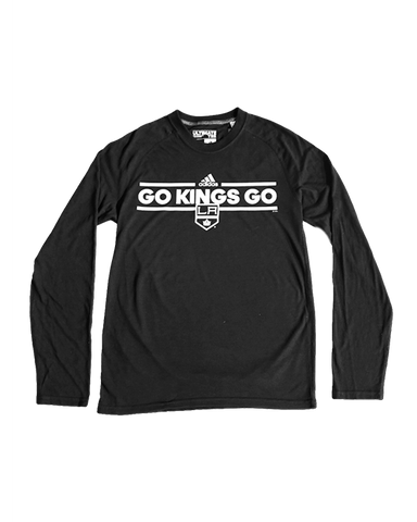 LA Kings Dassler Go Kings Go Long Sleeve T-Shirt