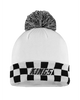 LA Kings Stadium Series Women's Team Pom Knit - White