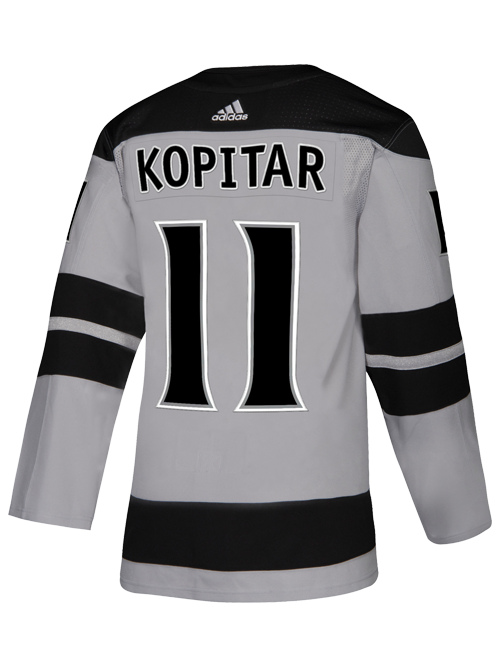 LA Kings Authentic Pro Anze Kopitar Alternate Jersey