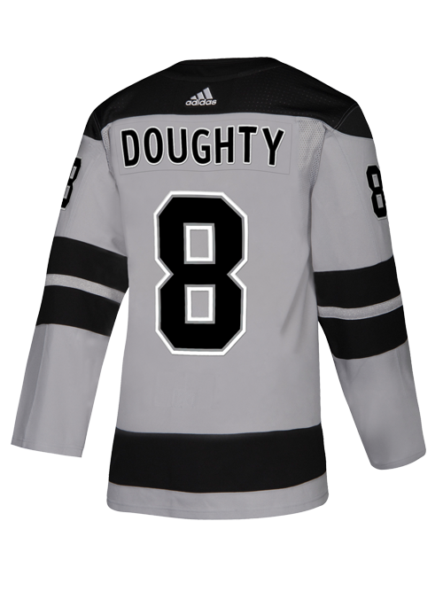 LA Kings Authentic Pro Drew Doughty Alternate Jersey